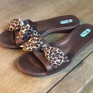 OKA B. Madison Slide Sandals